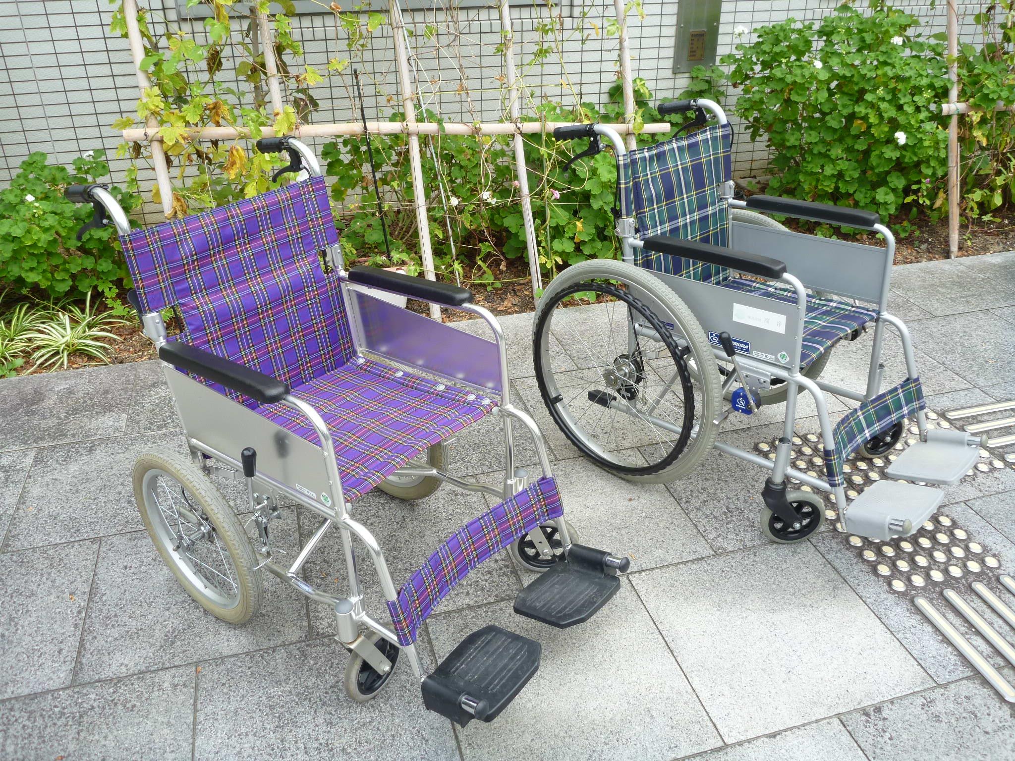 福祉車両と福祉機器(車椅子・階段昇降機)の貸し出し | 島本町社会福祉協議会 福祉車両と福祉機器